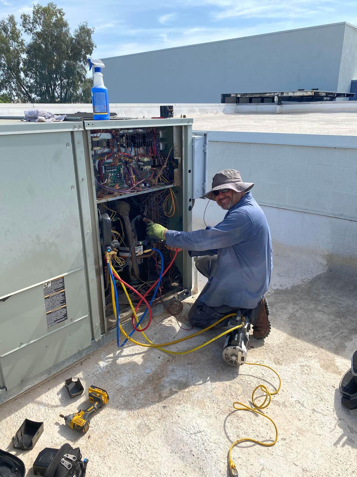 Commercial-HVAC-INstallation